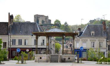 Le kiosque à musique de la place Clemenceau