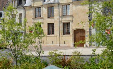 La Maison Renaissance, place Clemenceau